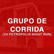 Grupo de Corrida - VII Petrópolis Night Run